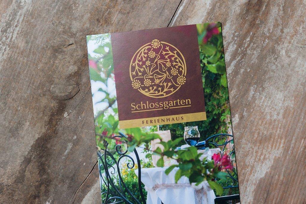 Ferienhaus »Schlossgarten« | Quedlinburg