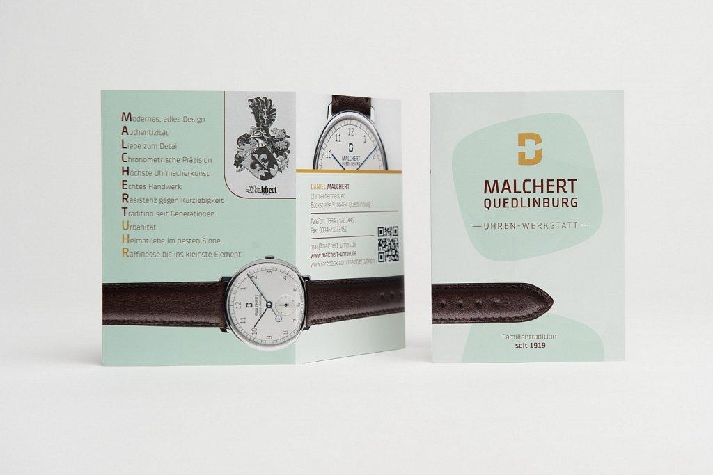 Uhren-Werkstatt Daniel Malchert | Quedlinburg