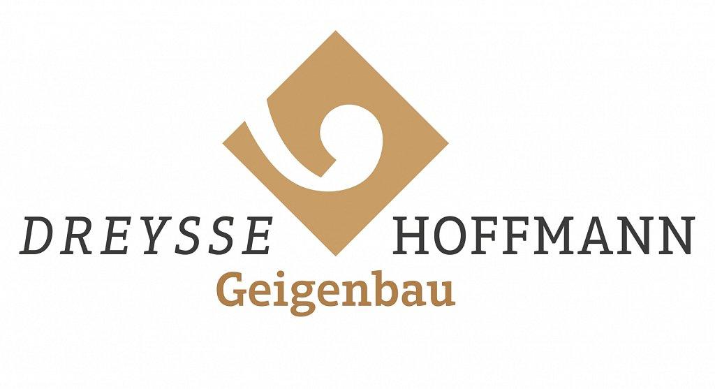 GEIGENBAU | DREYSSE & HOFFMANN · Logo