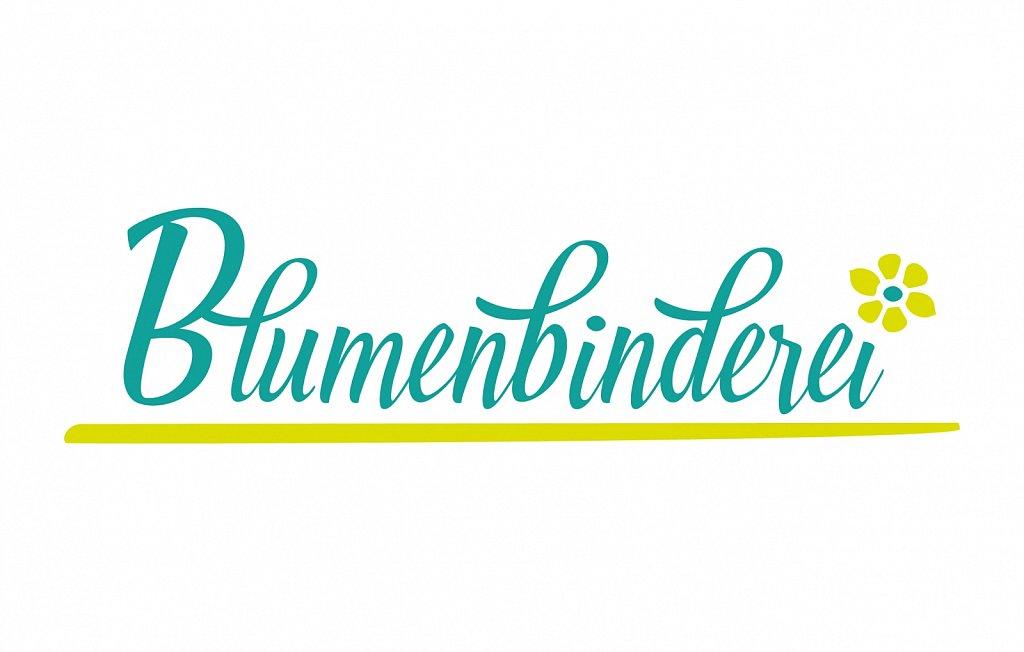 Blumenbinderei n Quedlinburg · Logo