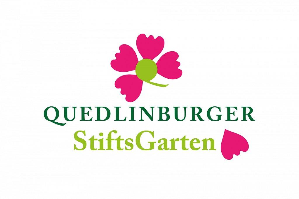 LOGODESIGN Quedlinburger StiftsGarten GmbH