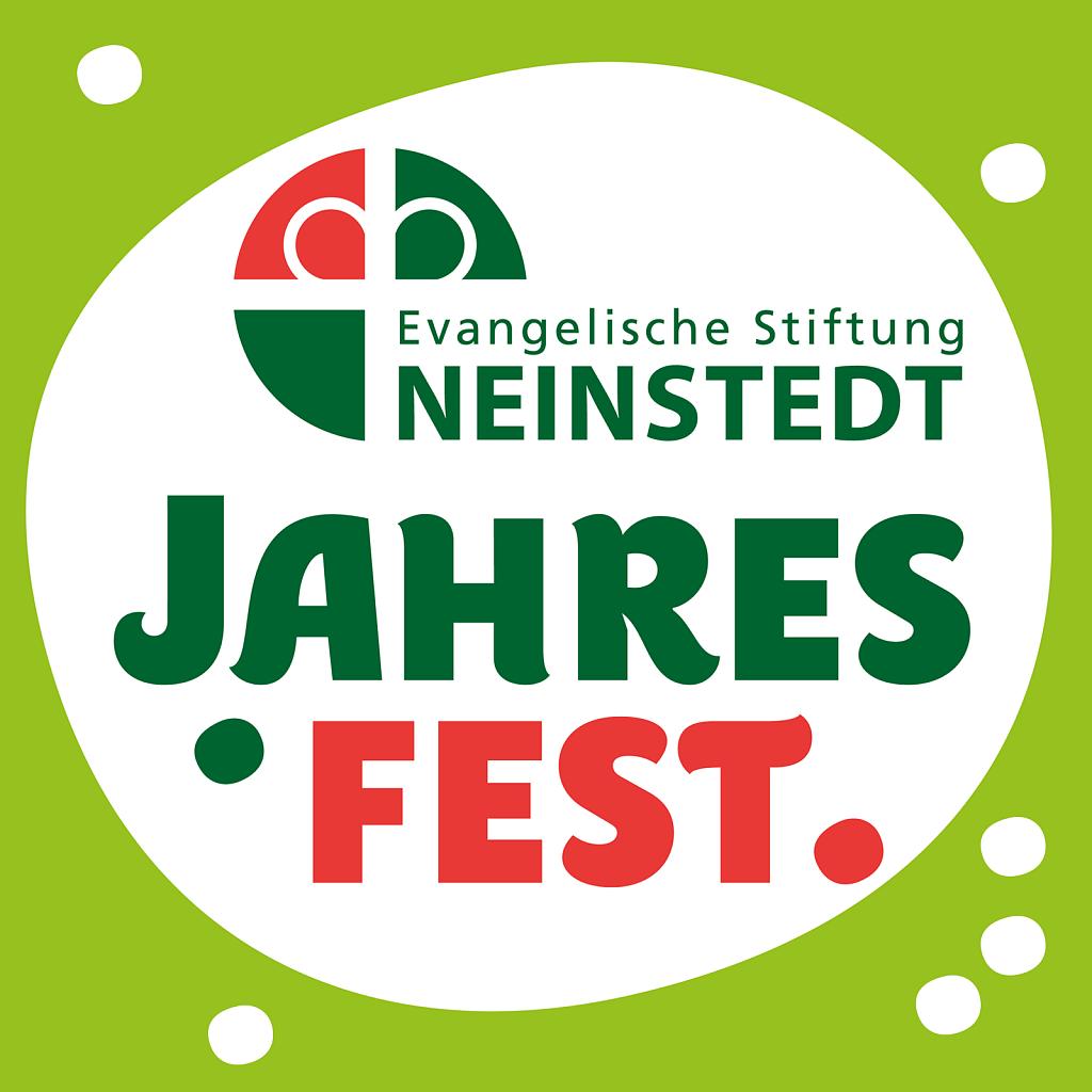 LOGODESIGN | Eigenes Logodesign für das JAHRESFEST der Evangelischen Stiftung Neinstedt
